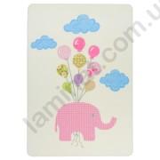 На фото SWEET ELEPHANT 1.33х1.9