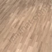 На фото Дуб 3-полосный  Натур белый лак