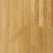 На фото Паркетная доска Upofloor 3хполосники Дуб натурал мат