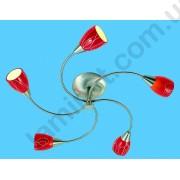 На фото Свет Blitz (Германия) Blitz Leuchten 2008-2009 Потолочный светильник Blitz 54280-35