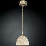 На фото Подвесной светильник Reccagni Angelo L 5750/16
