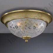 На фото Потолочный светильник Reccagni Angelo PL 6202/3