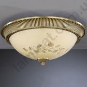 На фото Потолочный светильник Reccagni Angelo PL 6208/4