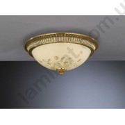На фото Потолочный светильник Reccagni Angelo PL 6308/4