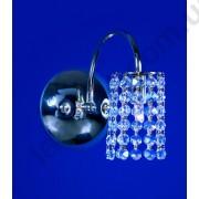 На фото Бра Wunderlicht Crystal Starts WL13133-1CH