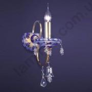 На фото Бра Wunderlicht Cobalt Freeze WL63394-1KG