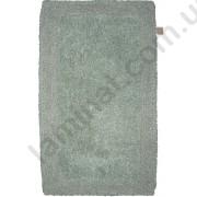 На фото NATURA HEAVY bath mat 0.60x1.00 L.Green 0.6x1