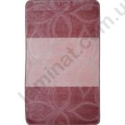 На фото ERDEK PC1 bath mat 0.50x0.80 Dusty Rose 0.5x0.8.