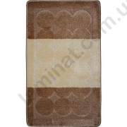 На фото REMIT PC1 bath mat 0.50x0.80 L.Brown 0.5x0.8.