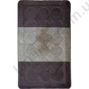 На фото EDREMIT PC1 bath mat 0.50x0.80 Brown 0.5x0.8.