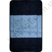 На фото EDREMIT PC1 bath mat 0.50x0.80 Black 0.5x0.8.