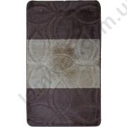 На фото ERDEK PC1 bath mat 0.50x0.80 Brown 0.5x0.8.