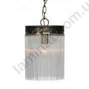 На фото Подвесной светильник Wunderlicht YW2715AB-P1 Bride
