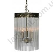 На фото Подвесной светильник Wunderlicht YW2715AB-P3 Bride