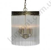 На фото Подвесной светильник Wunderlicht YW2715AB-P6 Bride