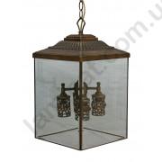 На фото Подвесной светильник Wunderlicht Imatra YW3282-P4