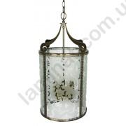 На фото Подвесной светильник Wunderlicht Istambul YW3349AB-P5