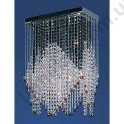 На фото Потолочный светильник Wunderlicht Silver Whisper WL61623-450CCH