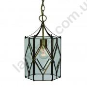На фото Подвесной светильник Wunderlicht Bergen YW7203AB-P1R