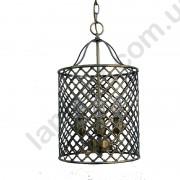 На фото Подвесной светильник Wunderlicht Bronze Cell YL7502AB-P3