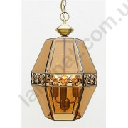 На фото Подвесной светильник Wunderlicht Hot Spark YL7922AB-P3