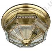 На фото Потолочный светильник Wunderlicht Ice Diamond YL7933AB-C1