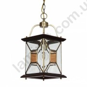 На фото Подвесной светильник Wunderlicht YW8712AB-P1 Jewel Box