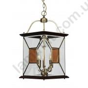 На фото Подвесной светильник Wunderlicht YW8712AB-P4 Jewel Box