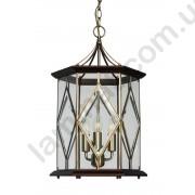 На фото Подвесной светильник Wunderlicht YW8722AB-P3 Jewel Box