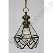 На фото Подвесной светильник Wunderlicht Santas Bell YW9402AB-P1