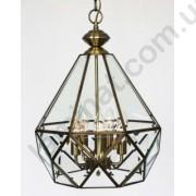 На фото Подвесной светильник Wunderlicht Santas Bell YW9402AB-P5