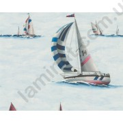 На фото Обои AS Creation Faro 3 1263-13