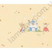 На фото Обои Rasch Bambino 2011 122718