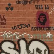 На фото Обои P+S Graffiti 05707-20