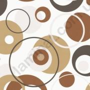 На фото Обои P+S Confetti метровые 03966-12