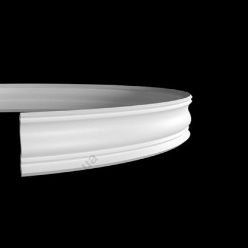 Лепнина Европласт Интерьерная Европласт Карниз  К-126 (гибкий) 1.50.126 (гибкий)