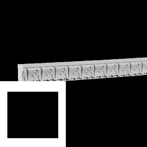 Лепнина Европласт Интерьерная Европласт Молдинг  М-334 (гибкий) 1.51.334 (гибкий)