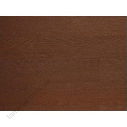 Паркетная доска Трехполосные декоры Pan Parket Oak Chokolad  дуб